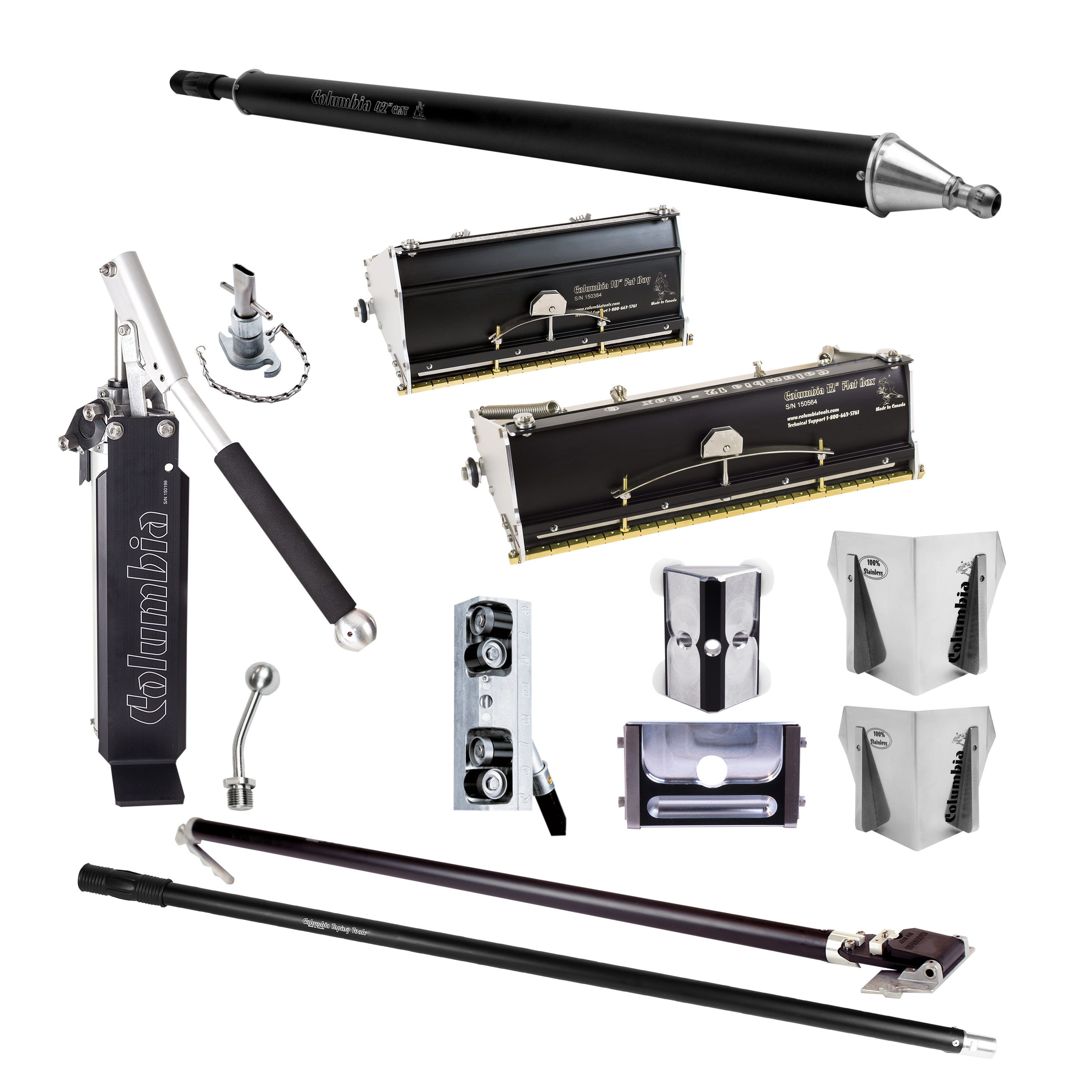 COLUMBIA TOOLS - Set Start Columbia